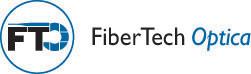 FiberTech Optica Logo White